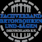 Logo für Mitglieder im Fachverband Betonbohren und -sägen