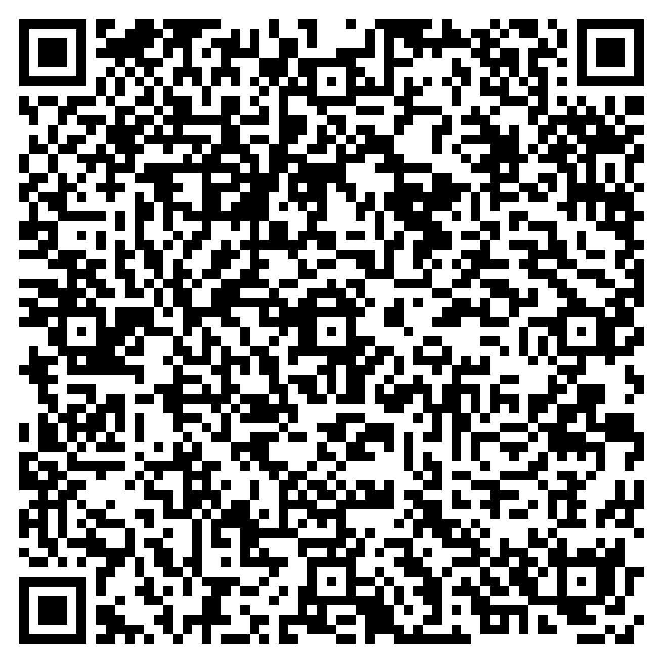 QR-Code für Kontaktdaten zum einscannen